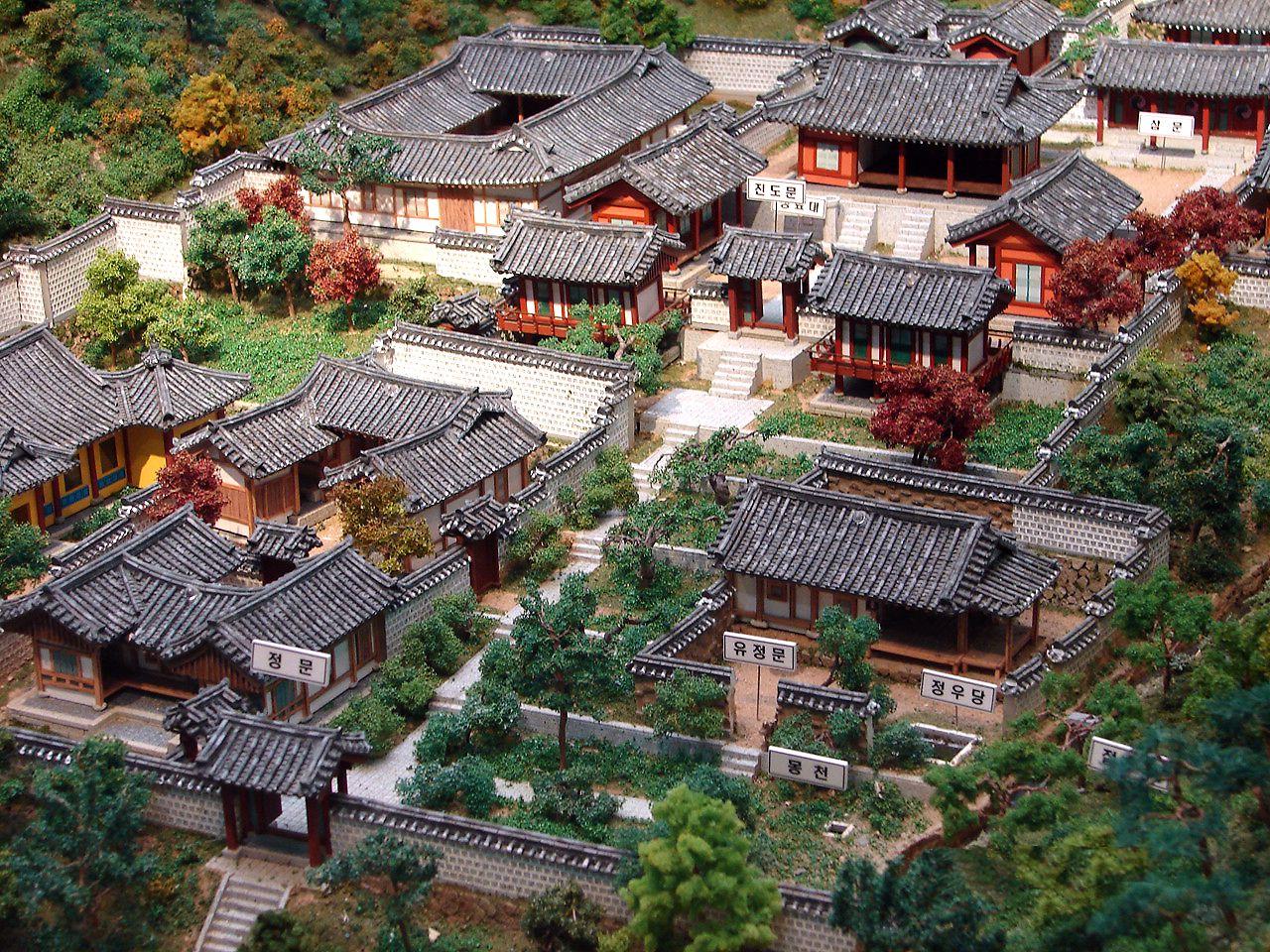 Andong, Kota Tua Masa Lalu Korea, Tempat Banyak Pusar yang Diobral