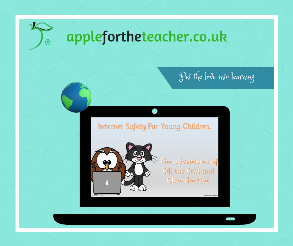 Create online safety awareness to young learners using