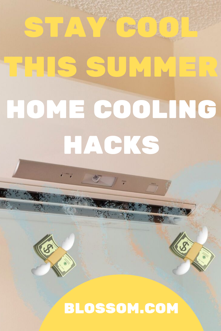This 15 Home Cooling Hack Will Keep Your A C Bill Down This Summer With Images Summer House Summer Hacks