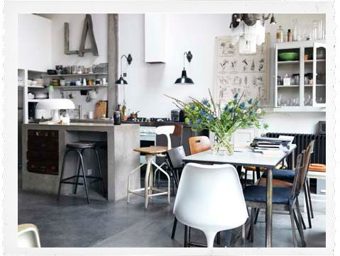 industrial/modern beauty | rooms to love | Pinterest | Industriell ...