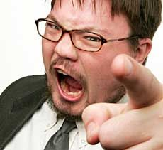 How to Deal With Someone Yelling at You: 12 Steps (with Pictures)