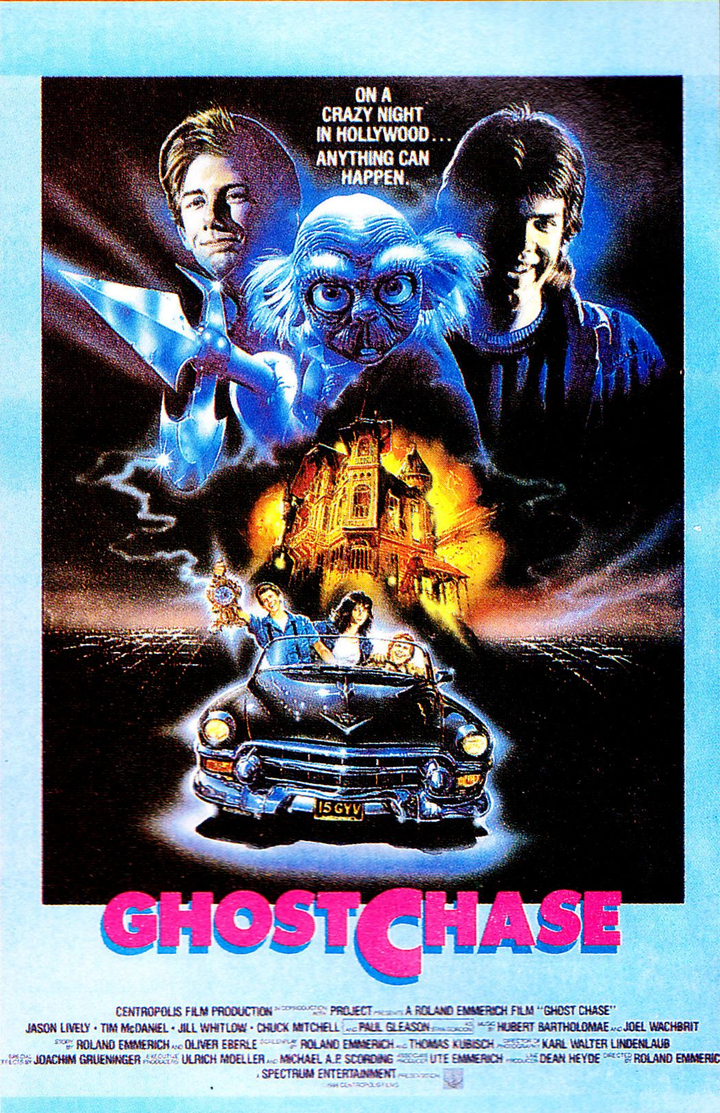 Hollywood Monster (Ghost Chase) (1987)