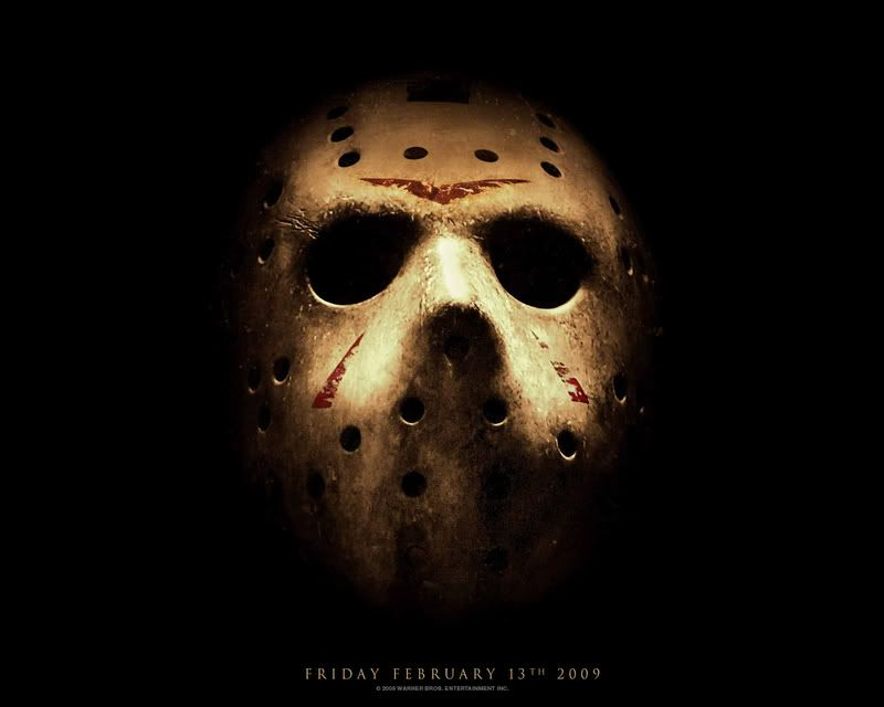 Jason Voorhees Wallpaper Background Theme Desktop Horror Movie Posters Best Horror Movies Scary Movies