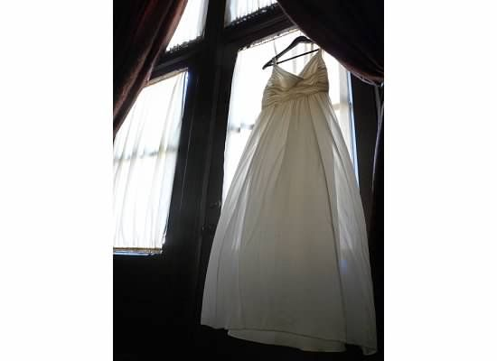 Ann Taylor Wedding Gowns: Wedding Dress In The Window Photo By Me. Authenticity Ann
