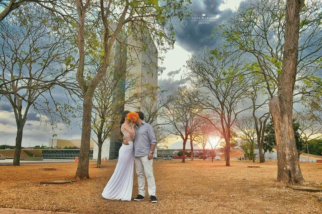 Fotografia Luis Baroni  Noivos Niedja e Leonardo  Assessoria Flor de Lis Assessoria de Casamentos
