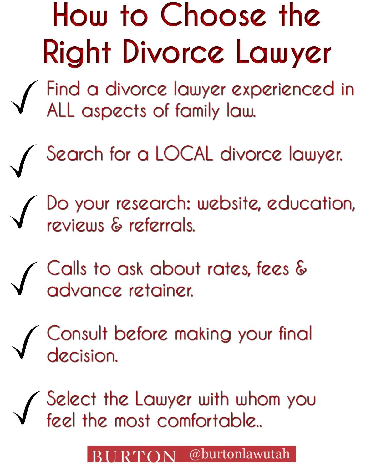 Before Hiring a Utah Divorce Attorney, Ask These 3