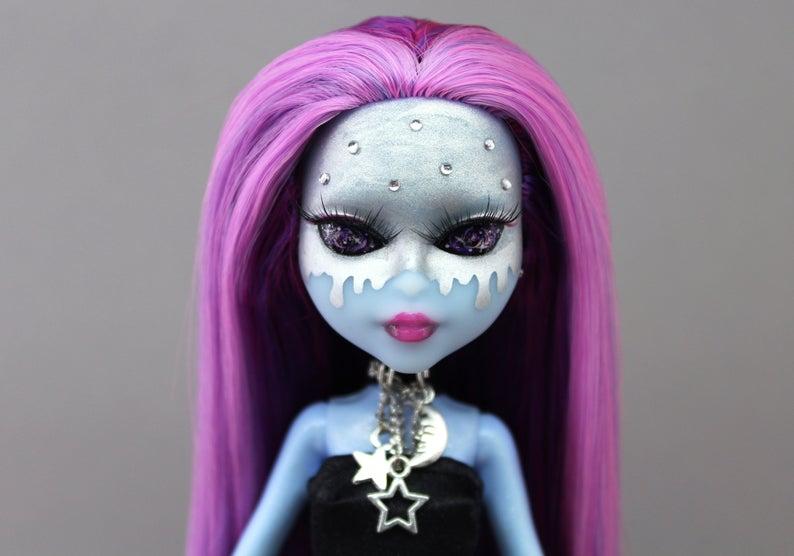 OOAK Monster High dolls Repaint Custom Fantasy After