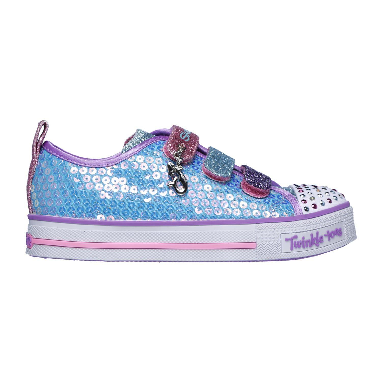 053beffbf561 Skechers Twinkle Toes Twinkle Lite Mermaid Magic Girls' Light Up Shoes #Toes,  #Lite, #Skechers, #Twinkle