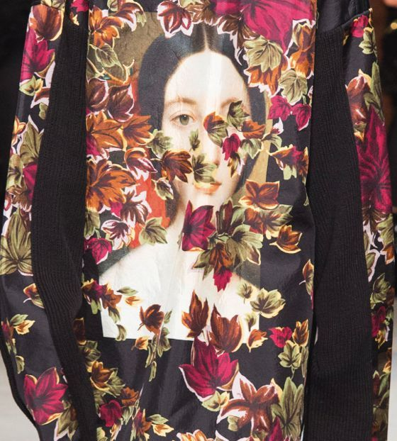 PATTERNS, PRINTS, TEXTURES AND SURFACES INTO F/W 2017-18 FASHION COLLECTIONS / MILANO 2 Antonio Marras.