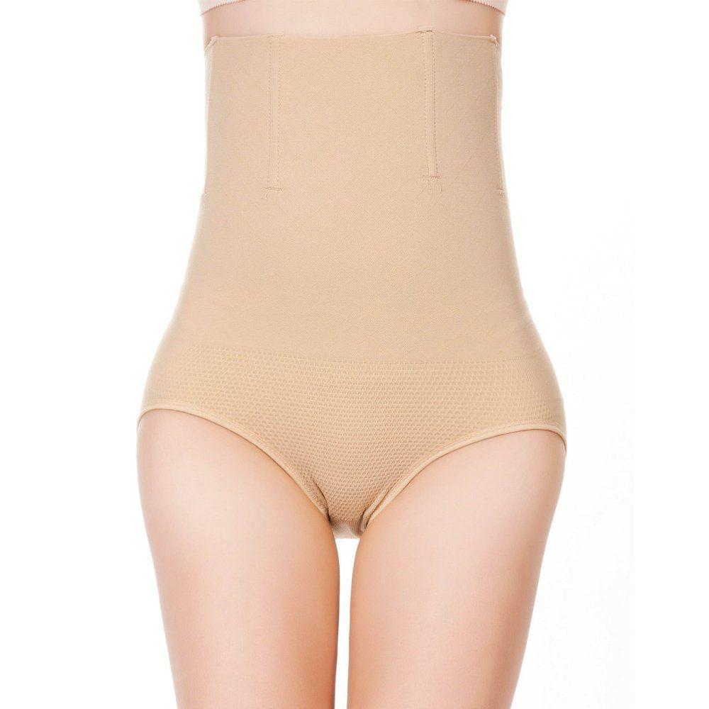 Defitshape Womens Butt Lifter Body Shaper Briefer Tummy Control Open Bust Slimmer Shapewear