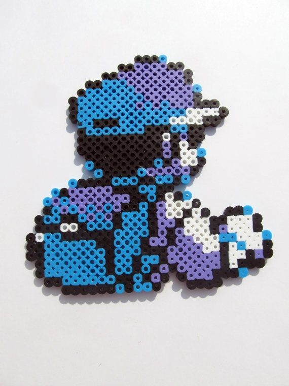 pokemon trainer perler bead patterns - Google Search