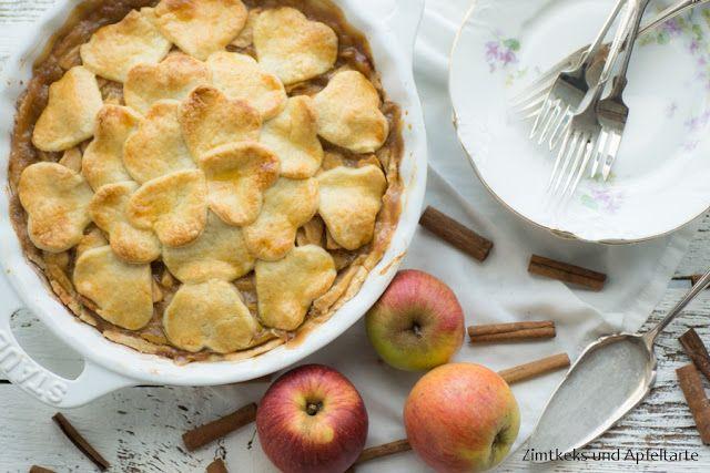 Spiced Apple-Pie - perfekter Kuchen für die Adventszeit