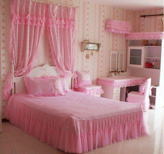 Cortinas de dormitorio para ninas buscar con google - Dormitorios bebe nina ...