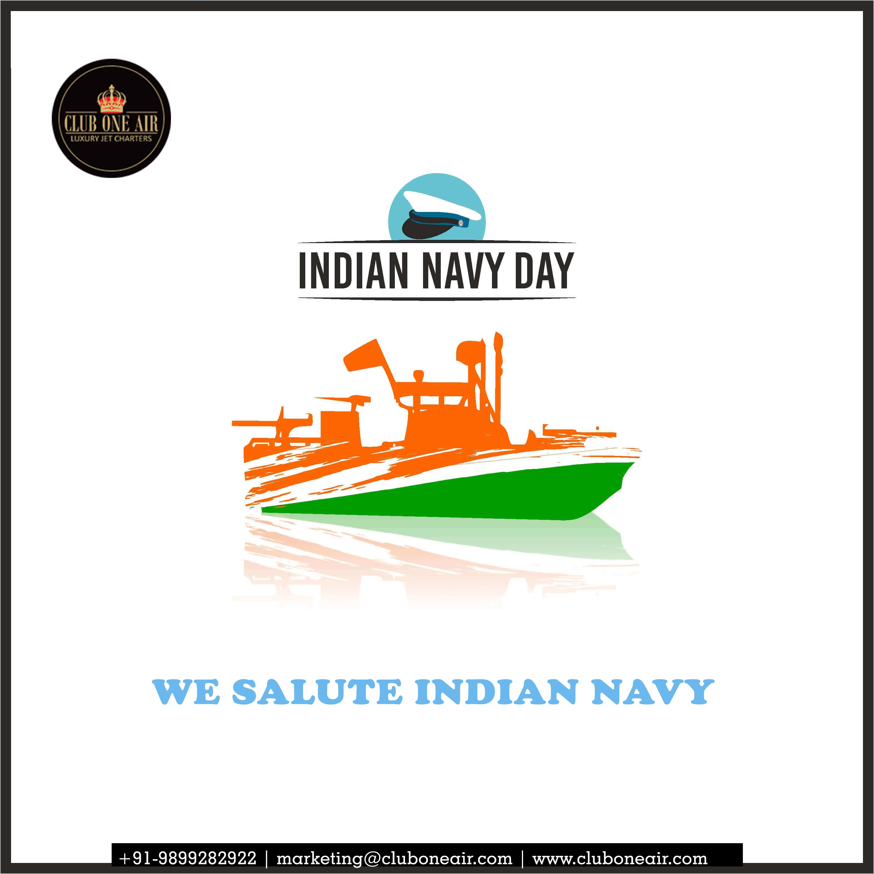 Club One Air Wishing All The Naval Personnel Serving The Nation With Pride A Very Happy Indian Navy Day Cluboneair Navy Day Indian Navy Day Indian Navy