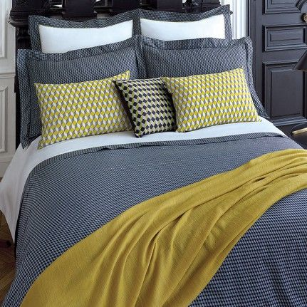 parure de lit astor satin de coton mari e chambre coucher pinterest bedrooms condos and. Black Bedroom Furniture Sets. Home Design Ideas