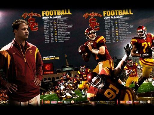 Usc Football Fight On Media Guide Usc Trojans Football Usc Athletics Usc