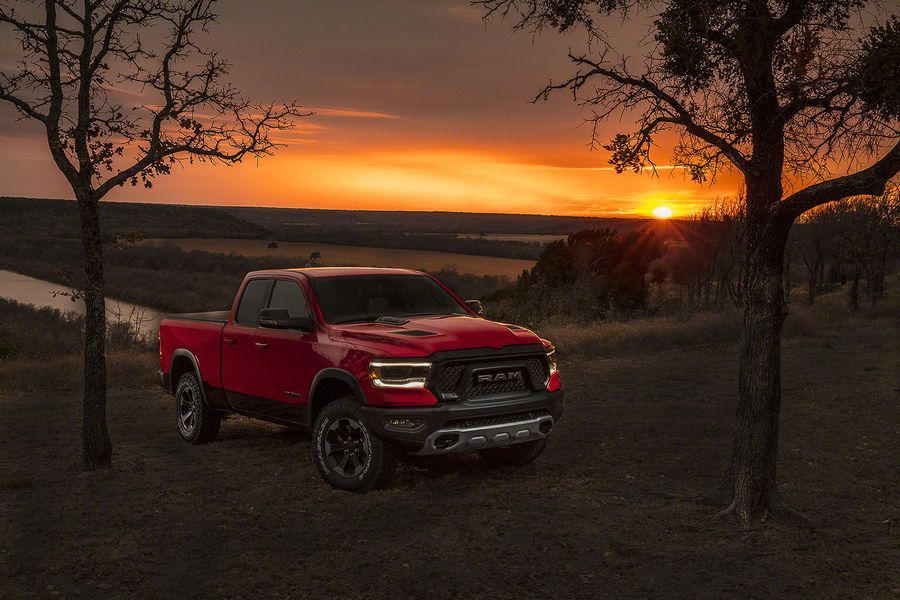 2019 RAM 1500 Expert Reviews, Specs and Photos