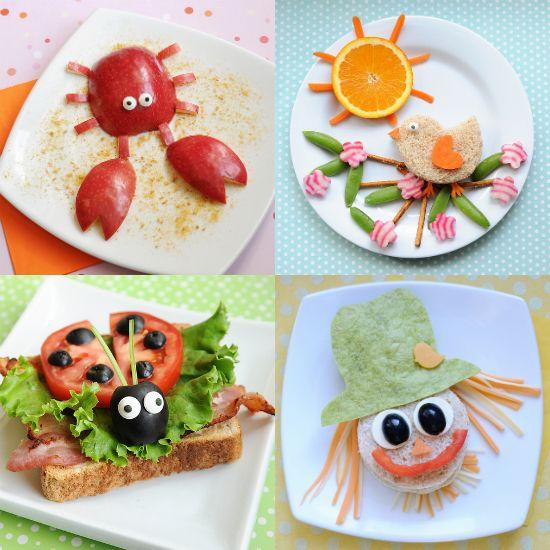 comida para nios divertida buscar con google