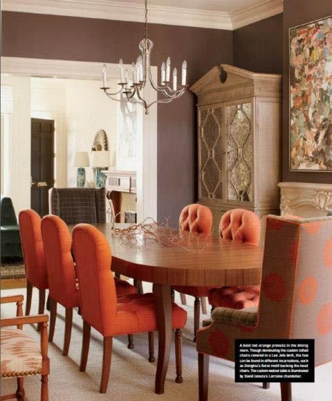Marcus Design  Dining Rooms  Pinterest  Magazines Room Beauteous Taupe Dining Room Chairs Inspiration