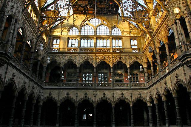 Chambre du commerce by matthewdaelman via flickr antwerpen - Chambre du commerce bayonne ...