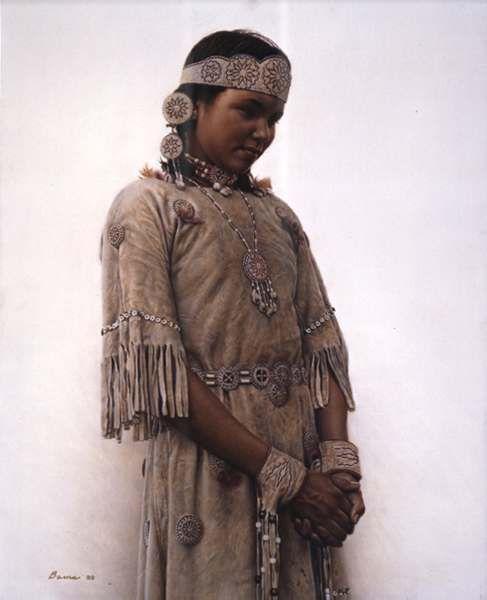 Montana Native Plants: Cree Indian 1800 Minnesota