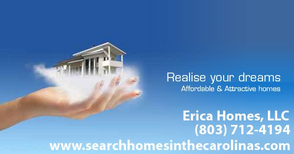 Realise Your Dreams Affordable Attractive Homes Erica Homes