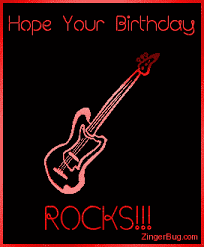 Image Result For Happy Birthday Guitar Player Happy Birthday