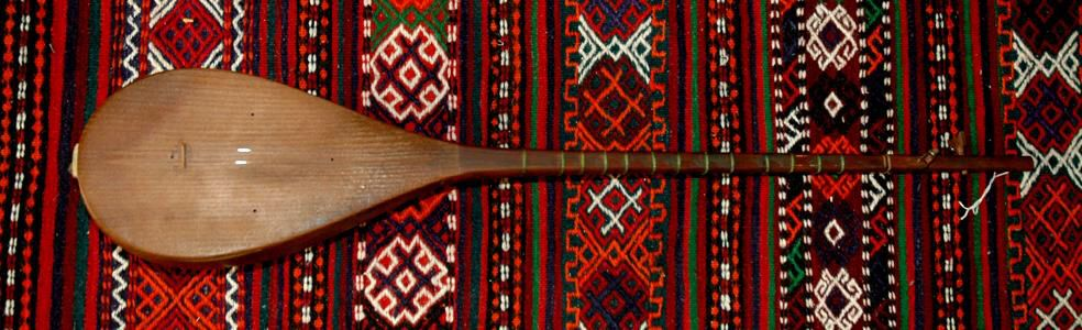 Dotär, iranian folk instruments  related to khorasan,mazandaran