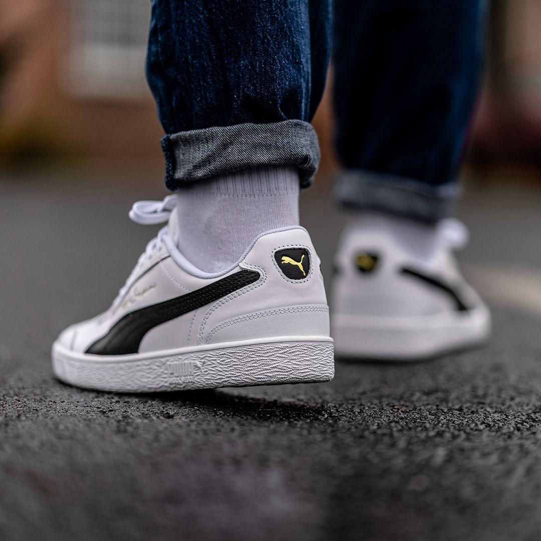 Puma Ralph Sampson Lo In Weiss 370846 11 Everysize In 2020 Sneaker Trend Sneaker Neue Sneaker