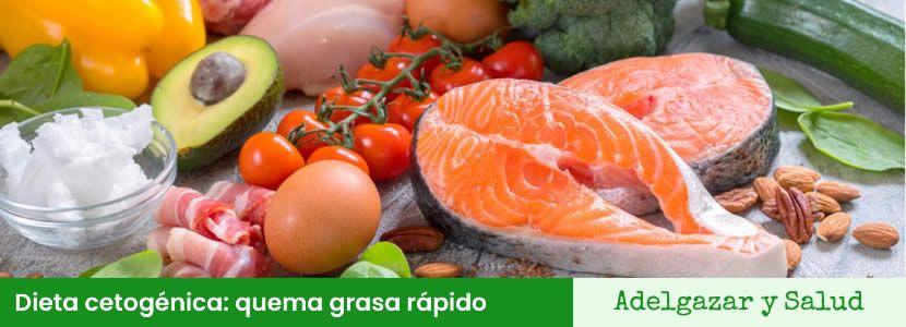 Dieta Cetogénica: Menú diario y recetas - Receta - Dieta..