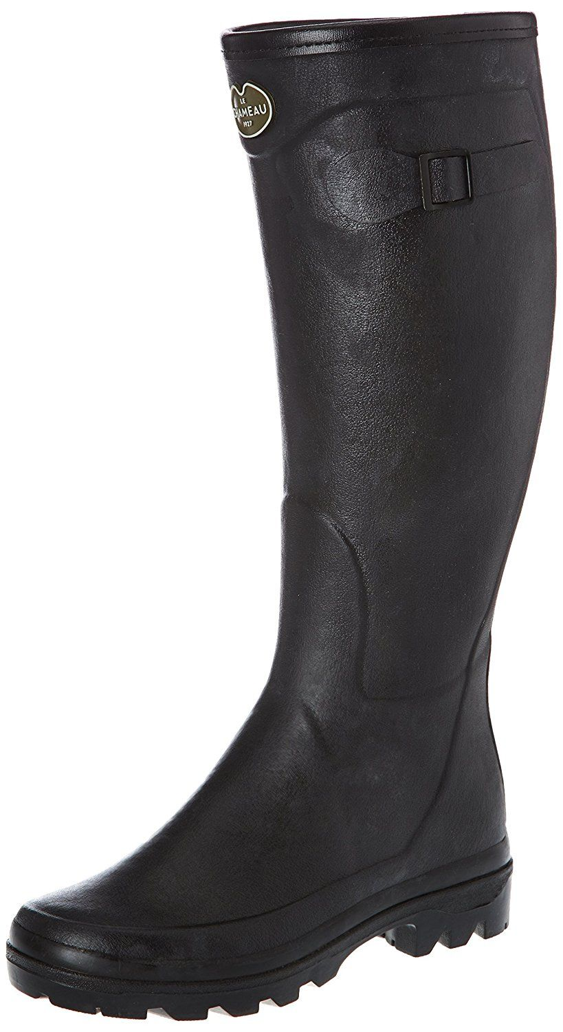 Le Chameau Footwear Women's Country Lady Boot >>> Want additional info?