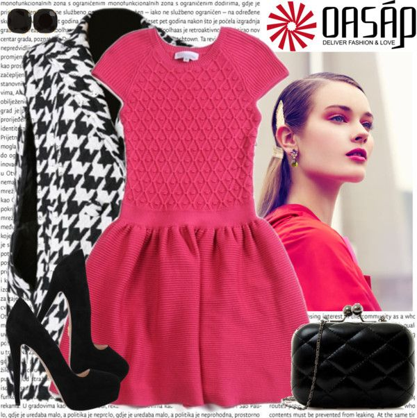 """Oasap 8"" by christinavakidou on Polyvore"
