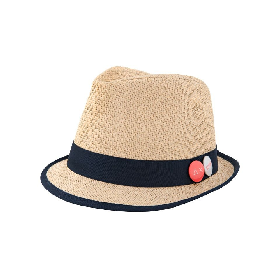 Beach cap SUN68 SS15 #SUN68 #SS15 #surf #fashion #cap