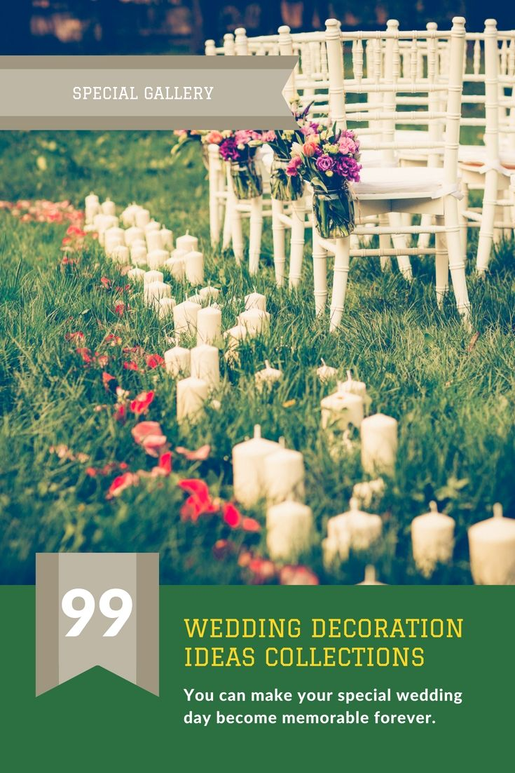 Latest wedding decor ideas  Redecorate Your Current Wedding Reception With The Help Of These