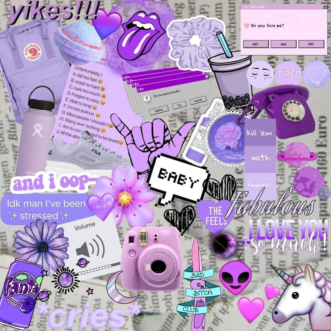 Aesthetic Aestheticedit Aestheticposts Aestheticwal Wallpaper Iphone Neon Purple Wallpaper Iphone Anime Wallpaper Iphone