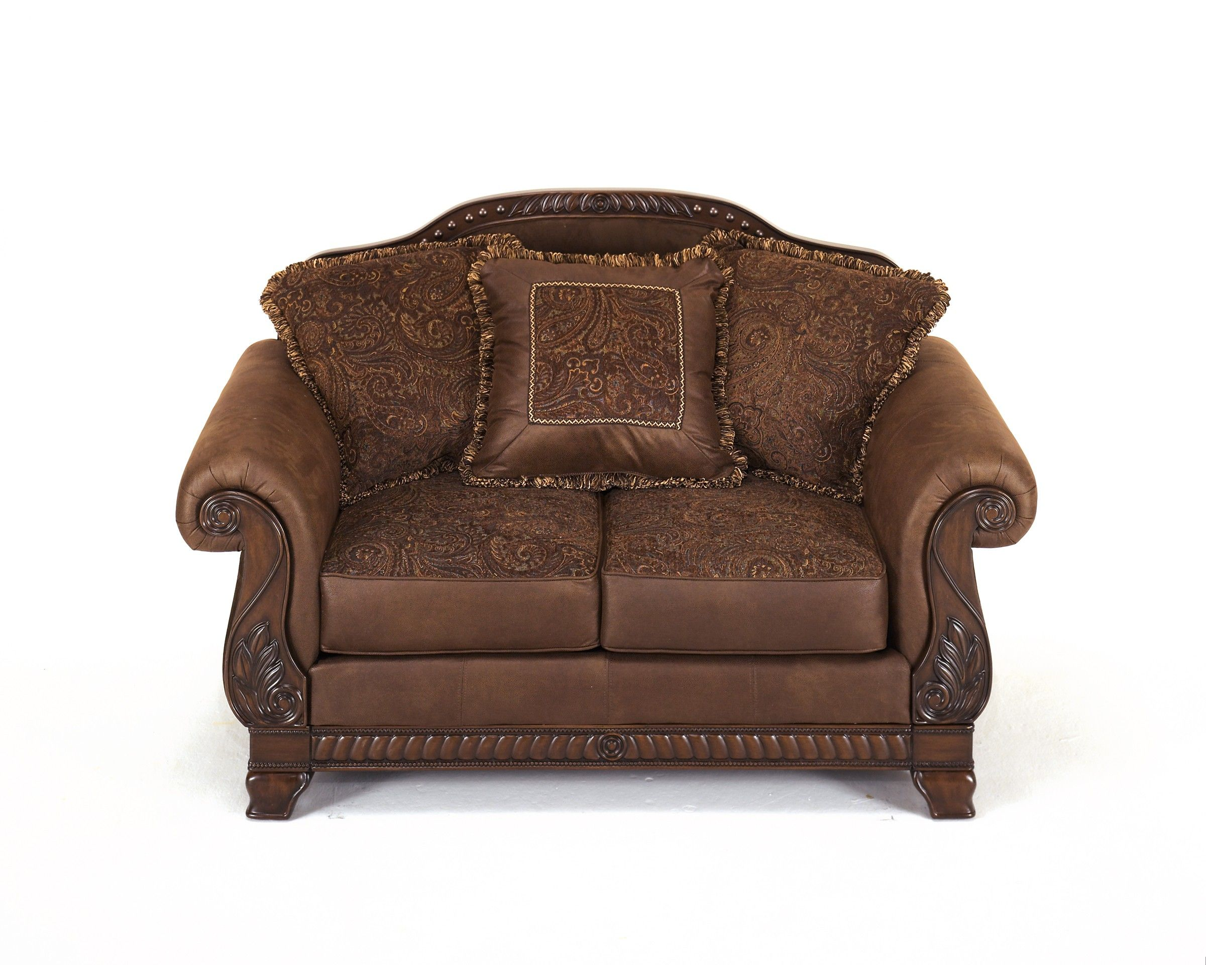 Ashley Furniture Couch And Loveseat 1540038 - Home ...