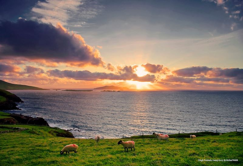 Dingle Peninsula, County Kerry