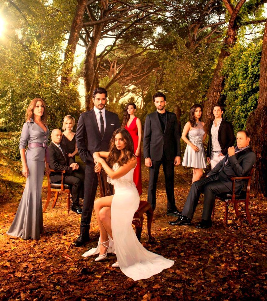 Burak Ozcivit Kara Sevda Cast Kara Cherry Season It Cast