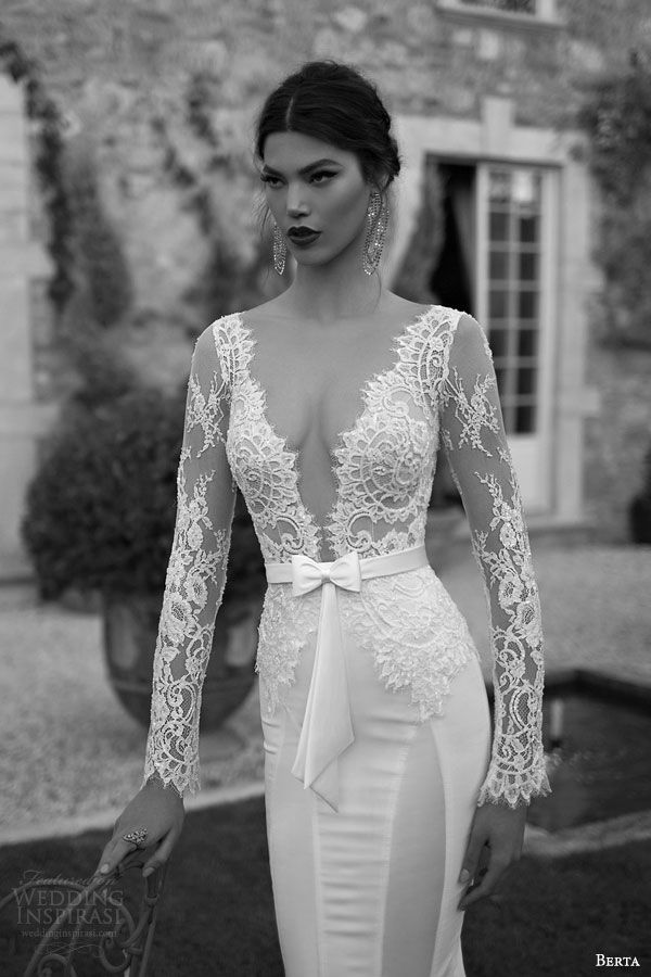berta bridal en españa. vestidos para una novia espectacular. | hair