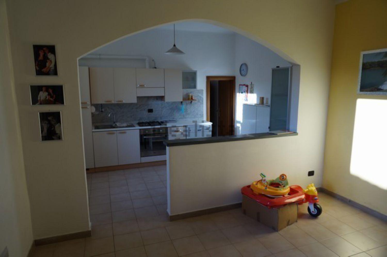 Cucina con arco 79 images arco casa cucina sala for Case modello artigiano