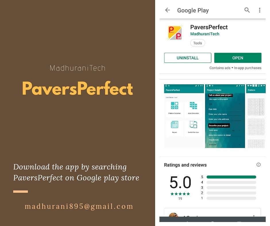 Download MadhuraniTech's first app on play store. Search