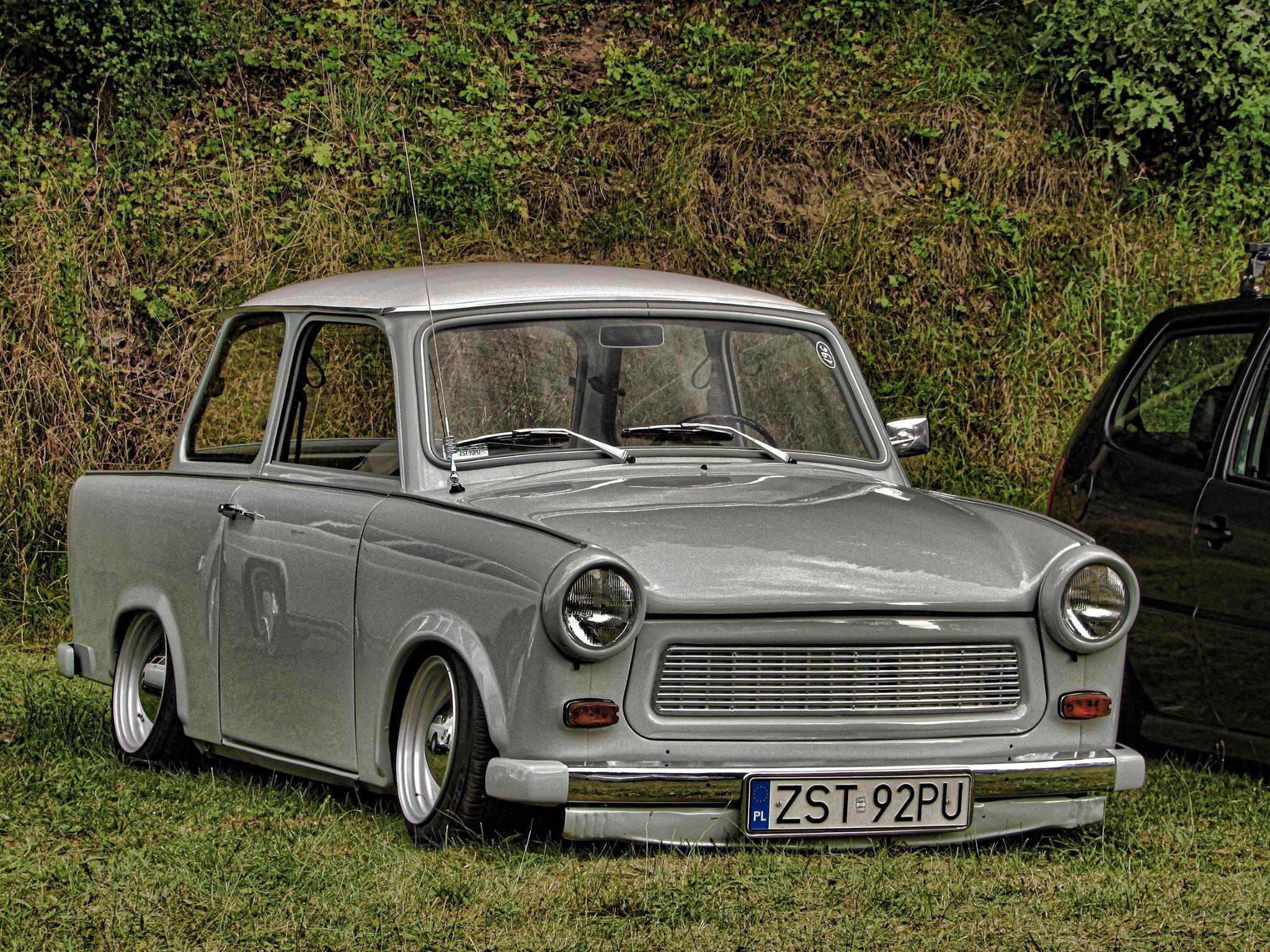 Low Trabant 601S Stargard | Trabant | Pinterest