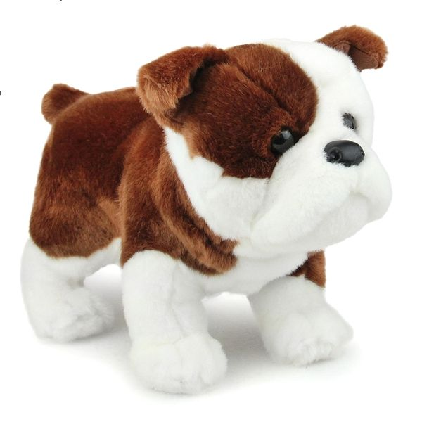 Hardy The Plush Bulldog Puppy By Douglas Bulldog Puppies Pet