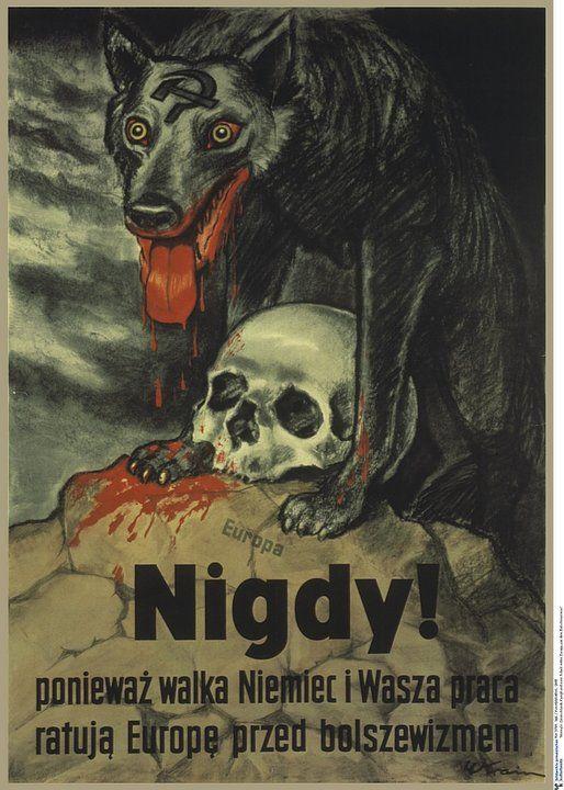 Plakaty Propagandowe Z Czasów Ii Wojny światowej