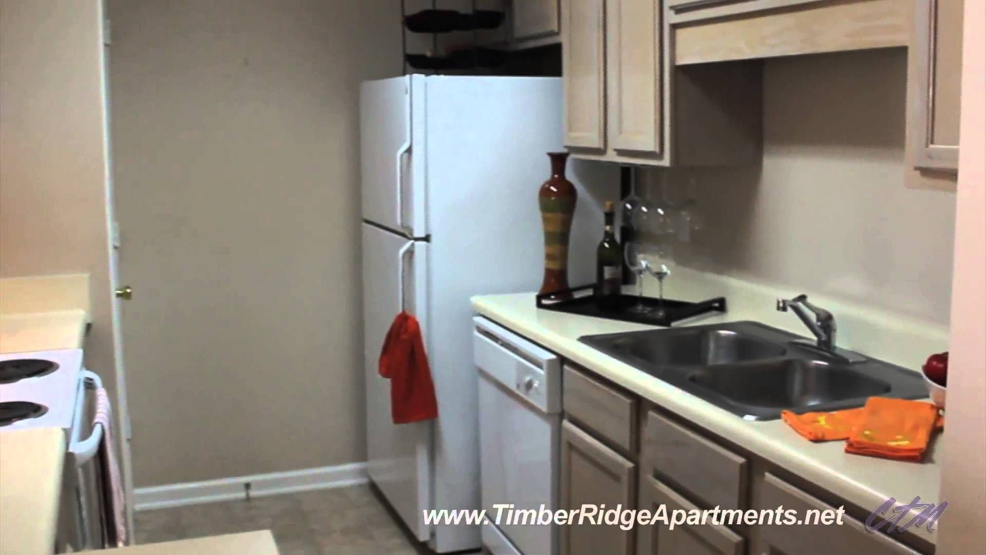 Timber Ridge Apartments 2 Bedroom 2 Baths Walkthrough Mobile Al