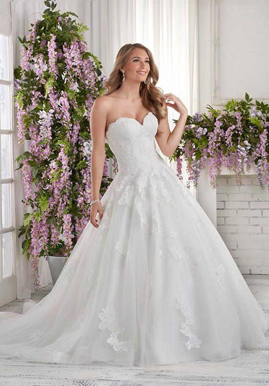 Bonny Bridal 602 Wedding Dress - The Knot | NOIVA | Pinterest ...
