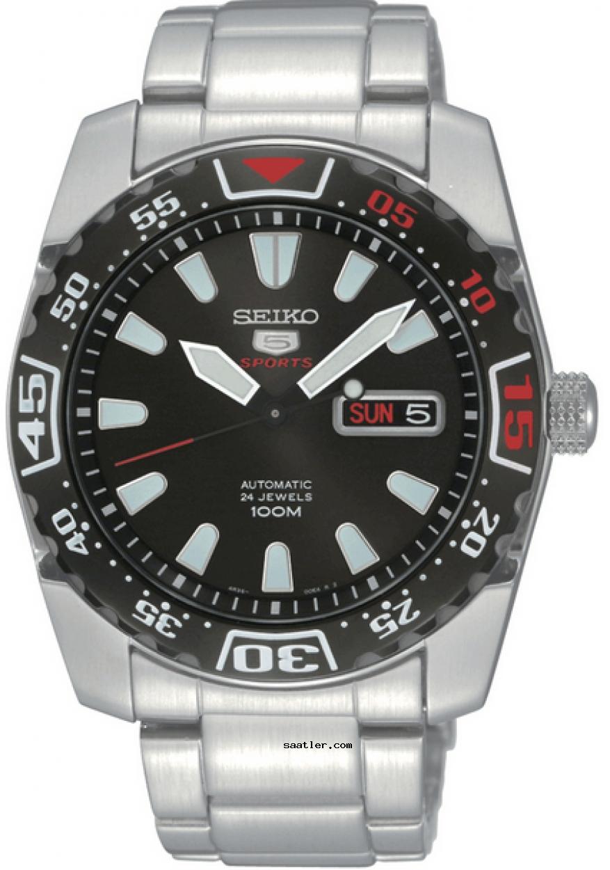 Seiko Srp167j Erkek Kol Saati Seiko 5 Sports Automatic Watches For Men Seiko 5 Sports