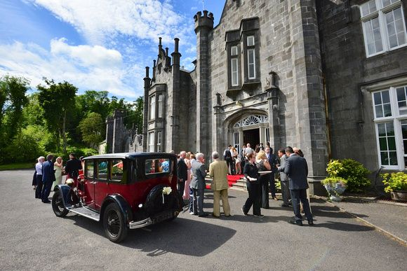 Belleek Castle, Ballina Ireland Stunning venue!!