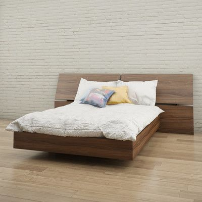 Aristocles Platform Bed Queen Size Platform Bed Full Size