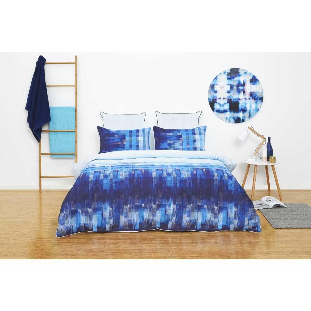Esprit Stonewash Quilt Cover Set Multicoloured King Was: $119.99 ... : esprit quilt covers - Adamdwight.com
